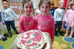 Urodziny Ani, Marianki, Julki, Amelki, Lenki