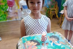 Urodziny Dominiki :)