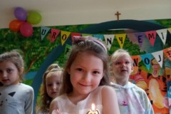 Urodziny Emilki, Franka i Wojtka:)