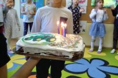 Urodziny Julci, Karolka i Igorka
