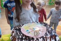 Urodziny Lenki, Amelki i Julki:)